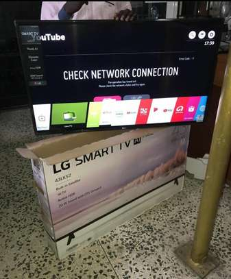 LG 43 INCH SUPER HIGH DEFINITION image 1