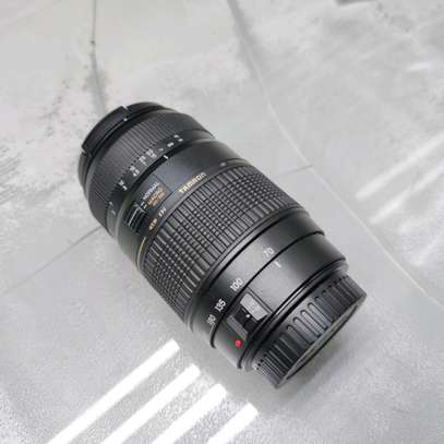 Tamron Auto Focus 70-300mm f/4.0-5.6 Di LD Macro Zoom Lens for Canon image 1