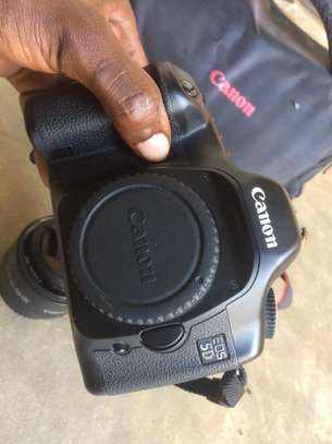 Canon 5d mark i