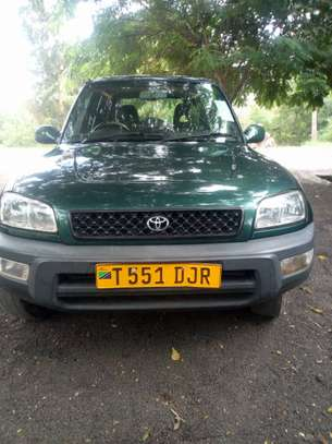 2002 Toyota Rav-4 Old model image 2
