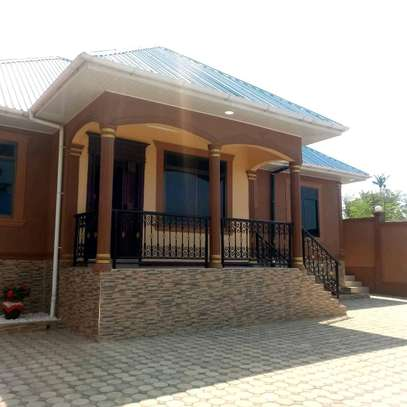 STAND ALONE THREE BEDROOMS HOUSE FOR RENT AT MBEZI MWISHO