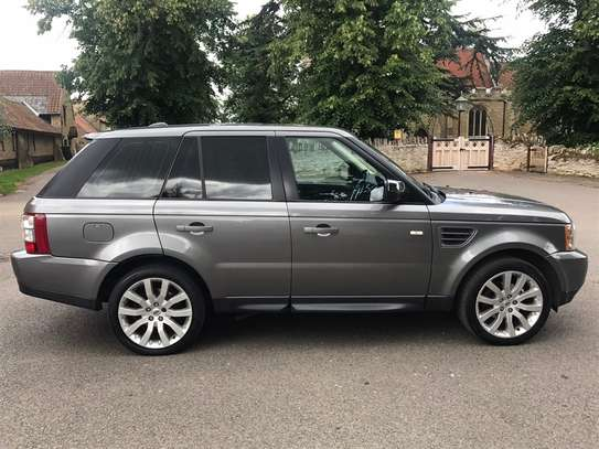 2010 Land Rover Range Rover Sport image 5