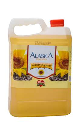 Alaska Tanzania Sunflower Oil 5 L