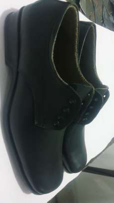 Cus Leather shoes image 3