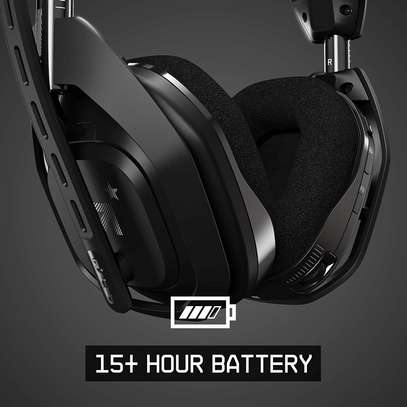 ASTRO Gaming A50 Wireless Gaming Headset + Charging Base Station, Gen 4, Dolby Audio image 7