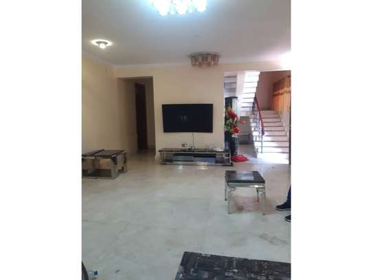 3bed furnished  villa in the compound at mikocheni a $1000pm image 10