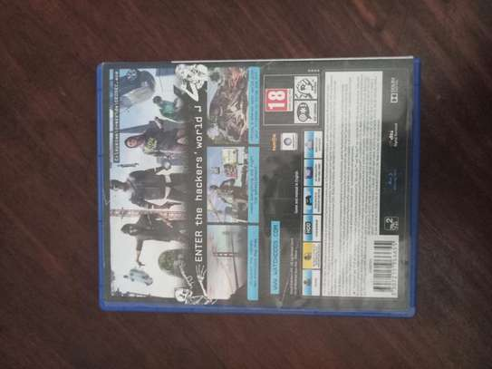 Watchdogs 2 PS4 Cd image 1