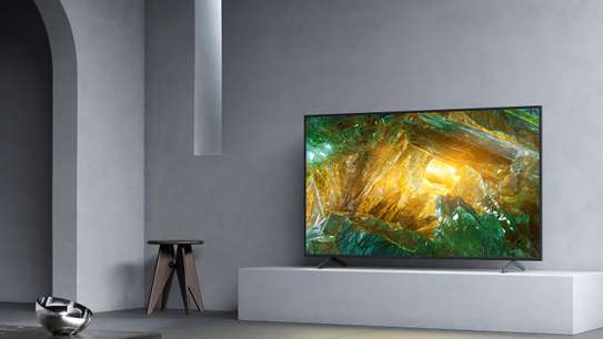 75  INCH Sony Bravia  4K UHD Certified Android SMART UHD 4K TV image 8