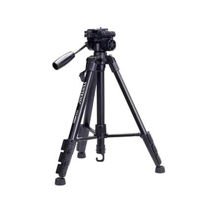 YUNTENG VCT-690 Professional Tripod with Carrying Bag for SLR Camera image 1