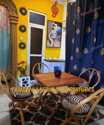 Culture stool dining sets image 1