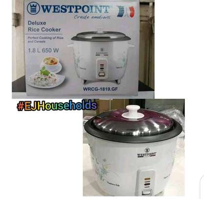 1.8L West point Rice cooker image 1