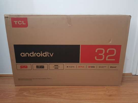 TCL Android Smart TV 32 Inch image 3