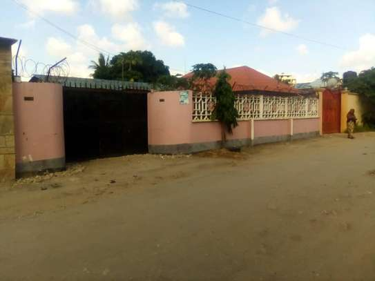 1 bed room house for rent at kinondoni studio image 1