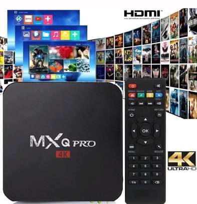 tv box android 4K 100,000/= image 1