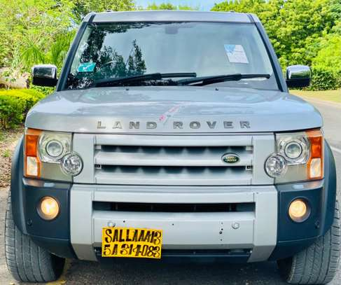 2007 Land Rover Discovery image 1