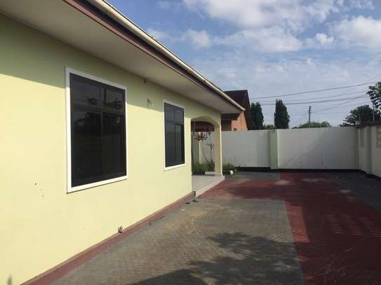 3bed room house at tegeta tsh 600000