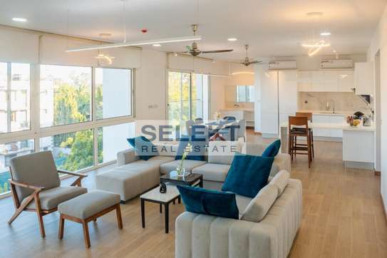 High-end 3 Bedroom Modern Apartments In Masaki image 1