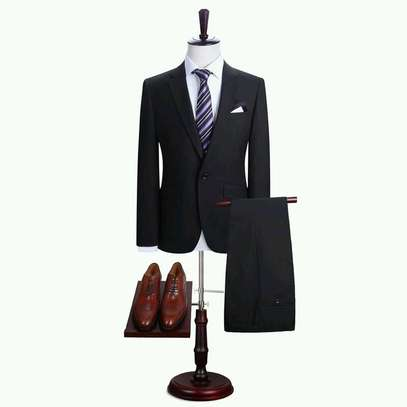 Black Men's Suits