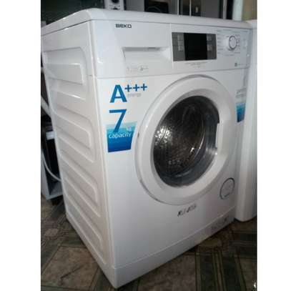 CANDY OPTIMA WASHING MACHINE image 1