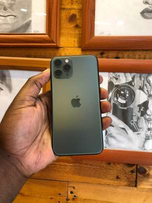 iphone 11 pro 256GB (Dual) image 1