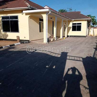 4 BDRM STAND ALONE AT SINZA image 1