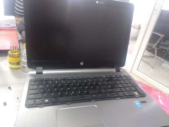 Laptop HP PROBOOK 430s portable 500Gb HDD 4Gb RAM 1.7Ghz PROCESSOR 7th generation INTEL COREi3 Get it for cheap price 400k image 1