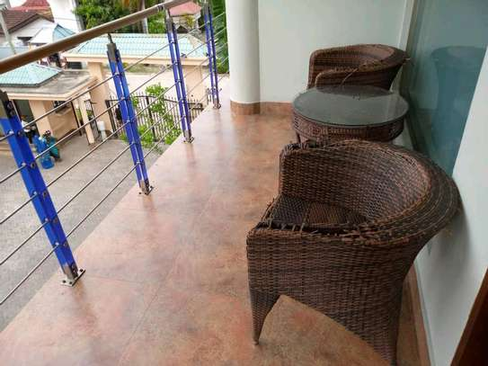 Super Quality 2 bedrooms furnished for Rent  in Mikocheni. image 4