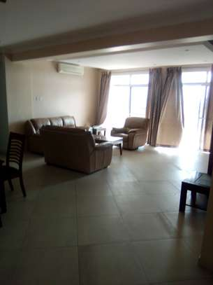Fully furnished 3 Bedrooms with nice beach view for Rent in Upanga image 3