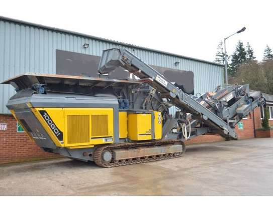 2018 Rubblemaster RM100GO Mobile Crusher image 2