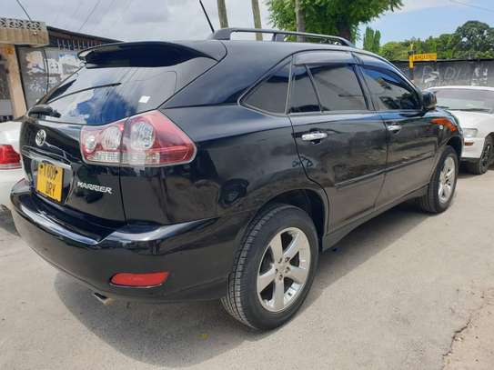2007 Toyota Harrier image 2
