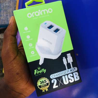 Oraimo fast charger image 1