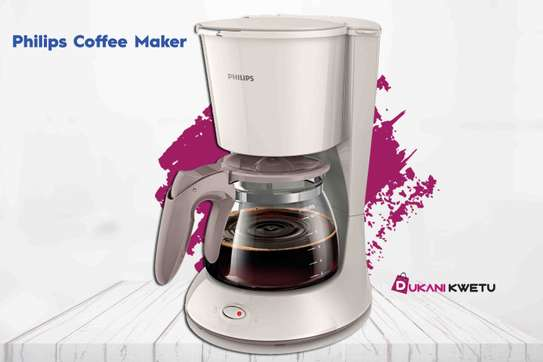 Philips Coffee Maker 1.2Ltrs (HD7447)