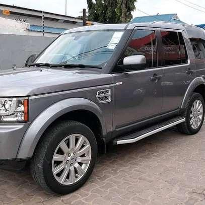 2014 Land Rover Discovery image 4