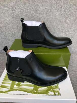 Original Leather office shoes image 2