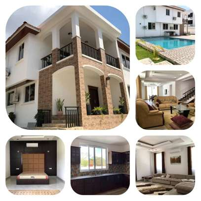 4 BEDROOM VILLA AT OYSTERBAY- FOR RENT