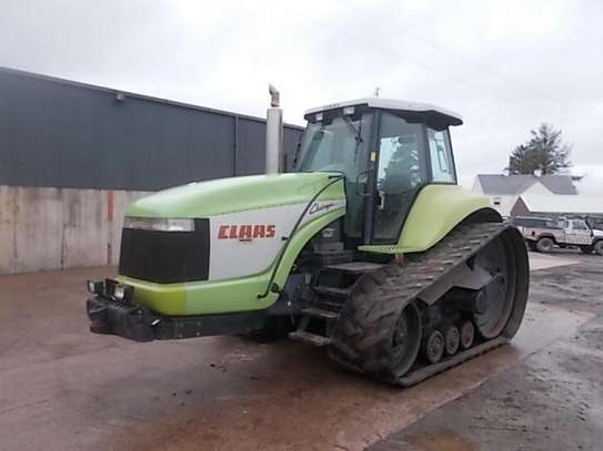 1999 CLAAS CHALLENGER 55 image 6