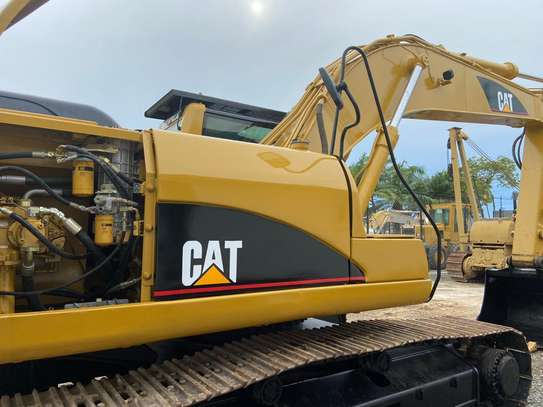 2005 Caterpillar Excavator CAT 325CLN image 4