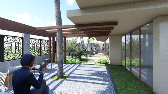 ViLLA HOUSE FOR SELL WITH OCEAN VIEW image 15