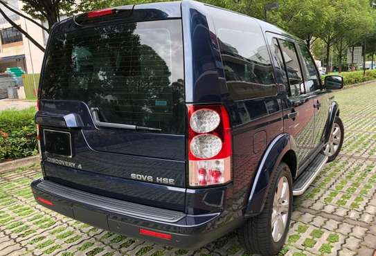 2013 LAND ROVER DISCOVERY 4 SDV6 HSE USD 21150 UP TO DAR PORT TSHS77MILLION ON THE ROAD image 4
