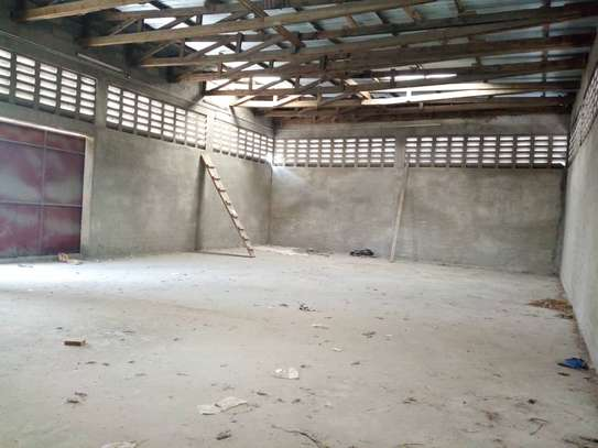 godown and office for rent at ukonga image 1