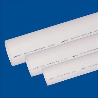 LESSO BRAND UPVC PIPES image 1