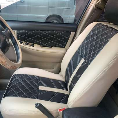 Seat cover za leather mpya