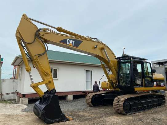 2005 Caterpillar Excavator CAT 325CLN