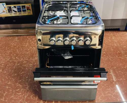 BRUHM GAS COOKER FULL GAS 50 x 55 Gas Cooker image 2