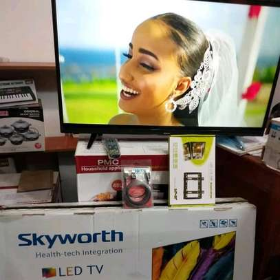 Skyworth 43 Inches  Full HD LED TV (The only Tv with bluetooth).....575,000/= image 1