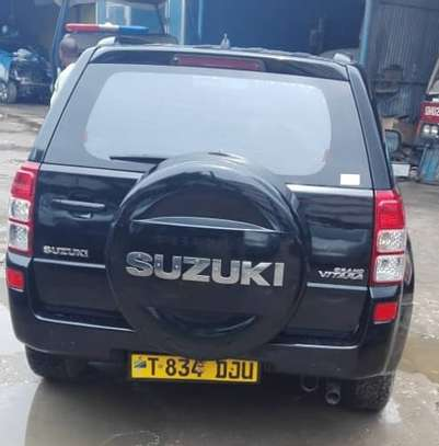 2008 Suzuki Grand Vitara New Model image 2