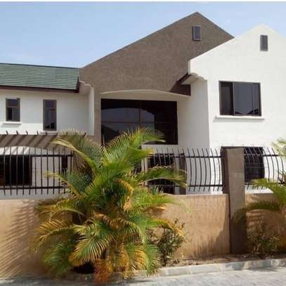 4 bed room house for rent at mbezi beach image 1