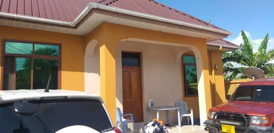 1 bed room studio for rent self container at kinondoni image 10