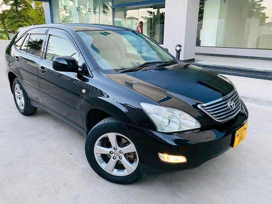 2004 Toyota Harrier image 11