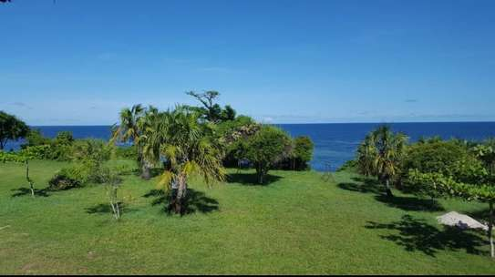 beach plot for sale at kigamboni available